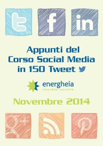 COVER eBook Corso Social Media Energheia