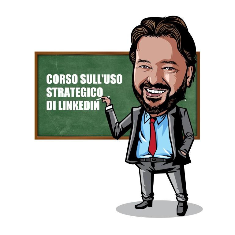 corso uso strategico di LinkedIn di Gianluigi Bonanomi